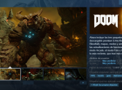 Doom gratis en Steam