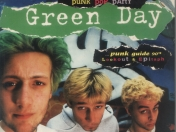 Libro de Green Day (Punk Pop Party 1996 )