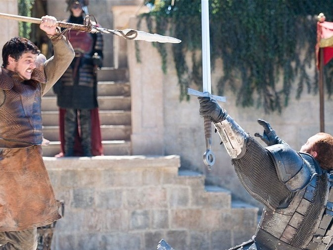 Príncipe Oberyn (Game of Thrones) - Taringa!