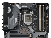 Asus anuncia su nueva placa TUF Sabertooth Z170 Mark 1