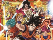 Dragon Ball - calendario de 2017!