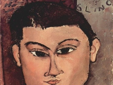 Serie: Los Pintores – 332 – Moïse Kisling published in Arte