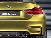 Bmw M4 Coupe Concept (2014)