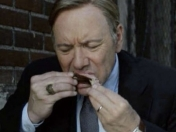 Las costillas que come Frank Underwood en House of Cards