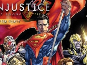 Injustice Gods Among Us Año Nº 5 Cap. Nº 40