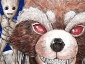 Guardians of the Galaxy tiene su propio manga!