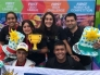 Uruguayos ganan el Open First Lego League en California