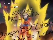 Dragon Ball Z 2015 Primer Movie Teaser