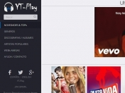 YT-Play, alternativa  gratuita y legal a Spotify