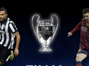 Final de la Champions League entre Barcelona y Juventus