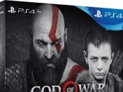 Tienda lista bundle de PS4 Pro con God of War