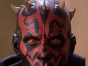 Star Wars finalmente la muerte de Darth Maul