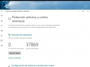 Windows Defender es un gran antivirus