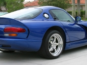 Dodge Viper, terrible auto.