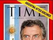 Macri ingresa a la revista Time (Noticia oficial)