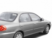 Kia Spectra service repair manual