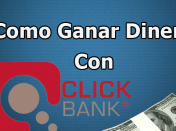 [Video] Ganar dinero con ClickBank sin invertir