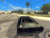Flatout 2 en Geforce MX440 de 64mb