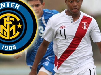 Juvenil peruano Andy Polo ficha en Inter de Milán published in Deportes