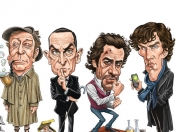 Sherlock: Caricaturas de Tom Richmond