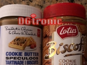 Presidents Choice Cookie Butter versus Biscoff Cookie Butter