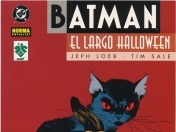 Batman: The long halloween (Comic Nro 8)