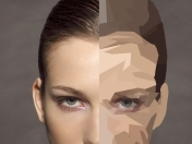Photoshop para principiantes parte 4: Efecto Low poly