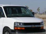 Chevrolet Express 1996-2002 Service Manual