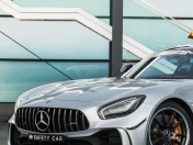 Mercedes AMG GT R sera el Safety Car de la F1 2018