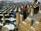 Serie: Los Pintores 212 Rob Gonsalves