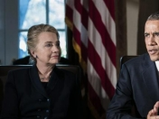 Hilary Clinton critica la política  de Obama