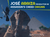 El productor de Assassin's Creed Origins visita la Argentina