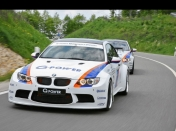 Bmw M3 e92 by GPower: mas racing