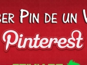 Como Pinear un Video en Pinterest!