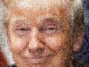 Trollean a Donald Trump, le crean Collage con 500 penes!!