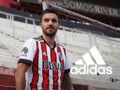 Nueva camiseta alternativa de River Plate